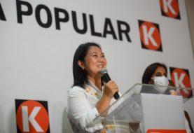 El fiscal del Lava Jato en Perú pidió la prisión preventiva de Keiko Fujimori por lavado de dinero