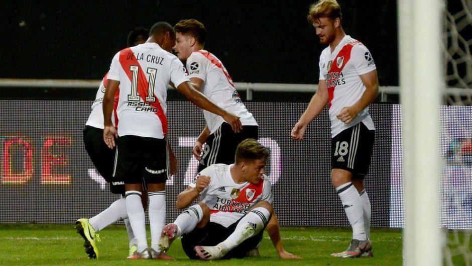 River le ganó 2-1 a Atlético Tucumán y chocará ante Boca en los octavos de final de la Copa Argentina