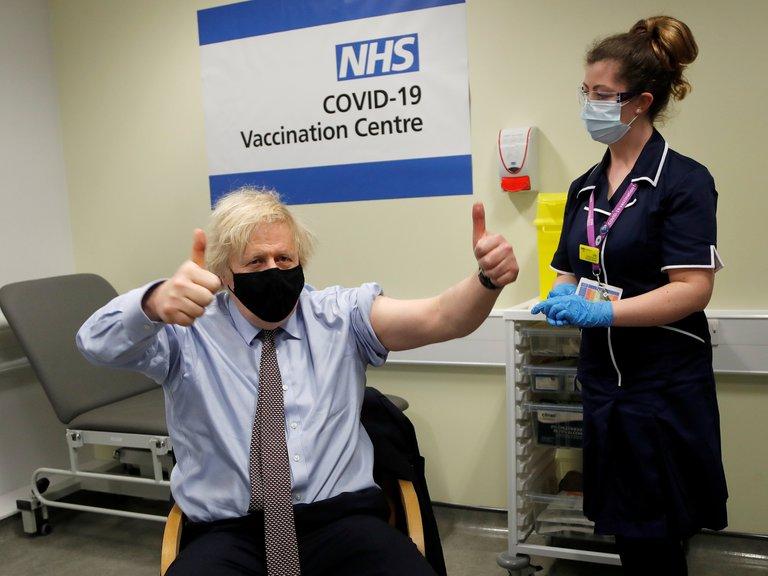 El Reino Unido alcanzará la inmunidad colectiva el próximo lunes 12 de abril