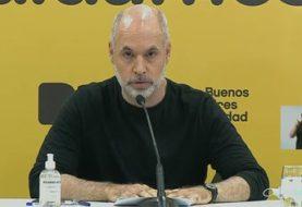 """Horacio Rodríguez Larreta se diferenció del Gobierno: """"Repudio el ataque perpetrado contra el Estado de Israel"""""""