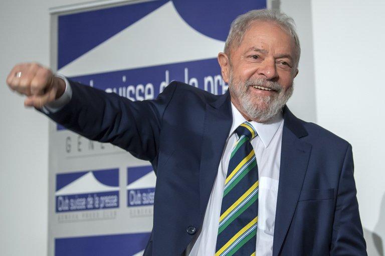 """Lula: Brasil """"necesita una persona comprometida con la inclusión de los pobres"""""""