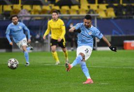 El Manchester City venció al Borussia Dortmund y es semifinalista de la Champions League