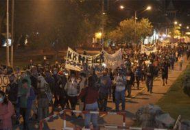 Nueva marcha de los autoconvocados en varias ciudades de la provincia