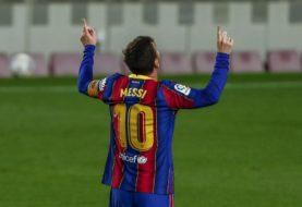 Barcelona superó al Getafe, con dos goles y una asistencia de Messi