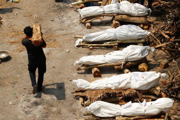 La India superó las 200.000 muertes tras un nuevo récord de cifras por COVID-19