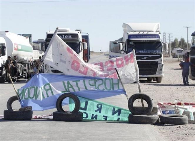 """El intendente de Añelo reclamó que liberen las rutas,  si no """"denunciará penalmente a los autoconvocados"""""""