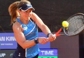 Nadia Podoroska avanza a paso firme en Alemania: accedió a los cuartos de final en su primer torneo sobre césped