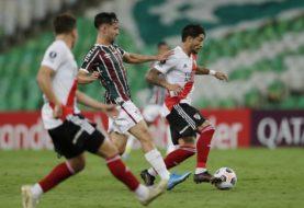 River empató con Fluminense en Brasil en su debut en la Copa Libertadores