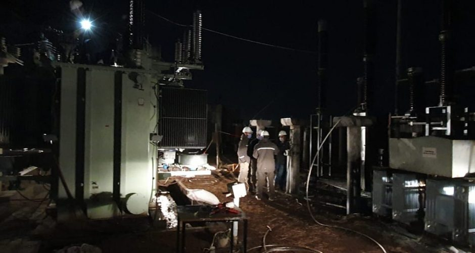 Plottier: se restableció el servicio eléctrico  pero gran parte de la ciudad sigue sin luz