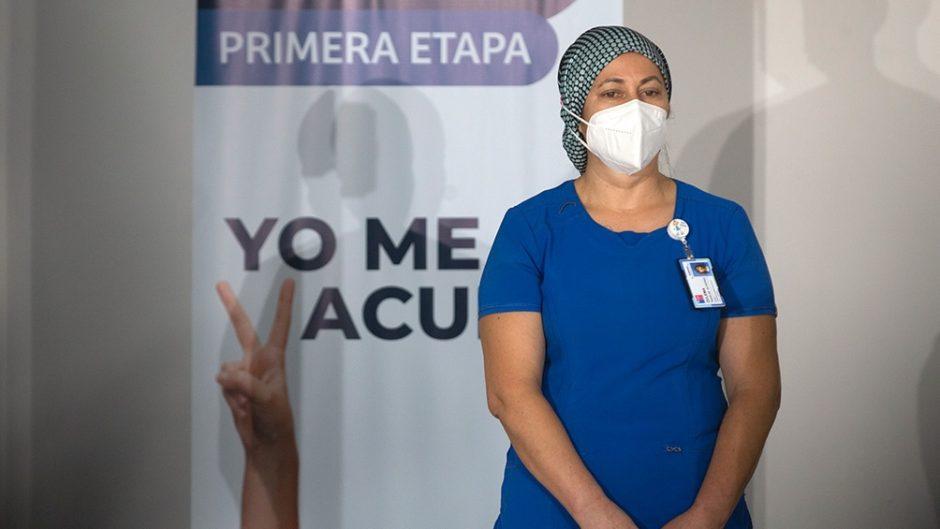 Chile superó los 8 millones de vacunados y es el segundo país que más inoculó