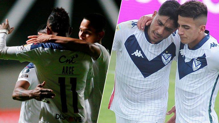 Vélez pierde frente a Liga en la altura de Quito
