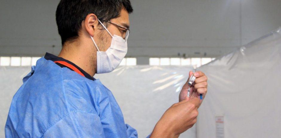 Vacunación COVID-19: arribaron 8.700 nuevas dosis a la provincia