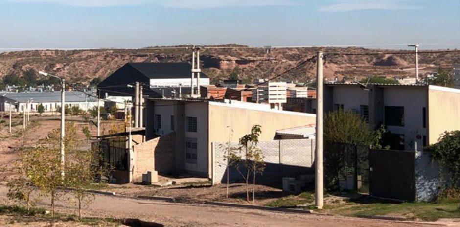 Realizarán la mensura del sector 430 viviendas de Cuenca XV