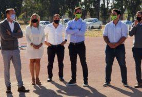 El Ente Patagónico Deportivo se reunió en Neuquén