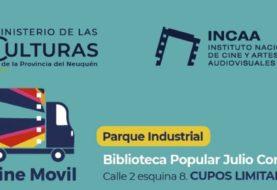 """El """"Cine Móvil"""" se presentará este viernes en Parque Industrial"""