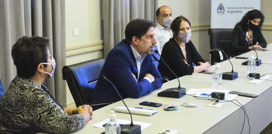 Storioni participó de una nueva Asamblea del Consejo Federal de Educación