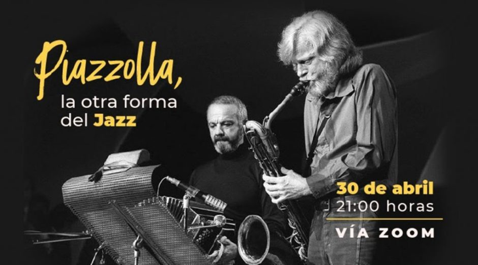 Encuentro virtual por el Día Internacional del Jazz