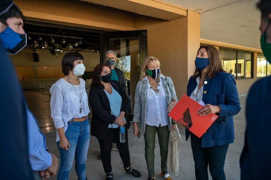 COVID-19: Carreras y parte del Gabinete se instalan en el Alto Valle