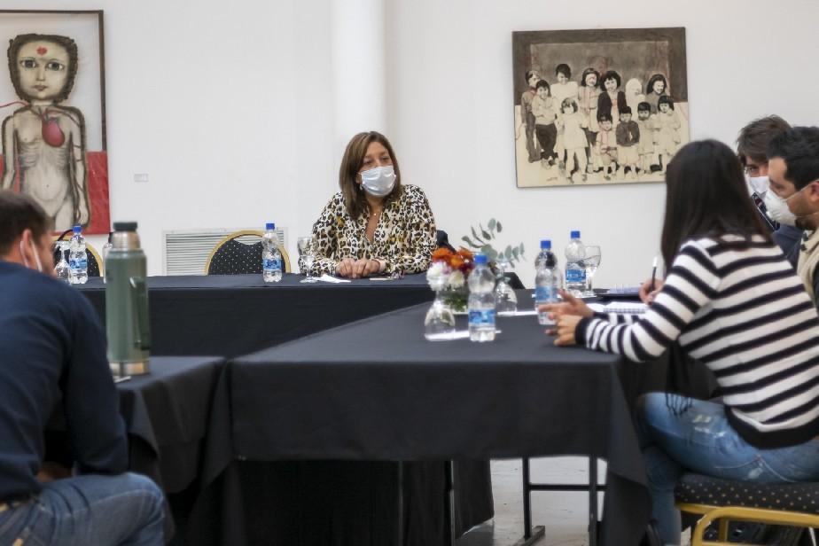 Comité de crisis: siguió la ronda de consultas con todos los sectores del Alto Valle