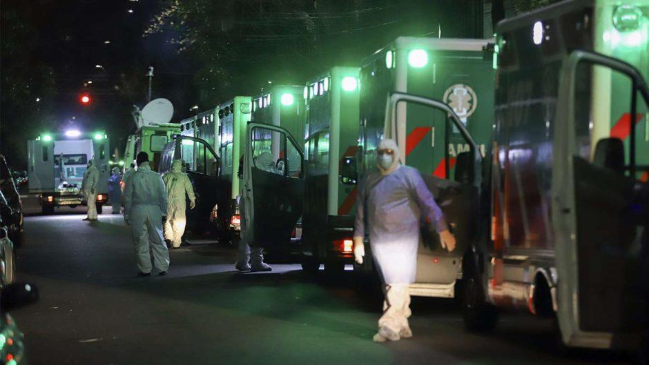 Coronavirus en la Argentina: informaron 11.394 nuevos casos y 156 muertes en 24 horas
