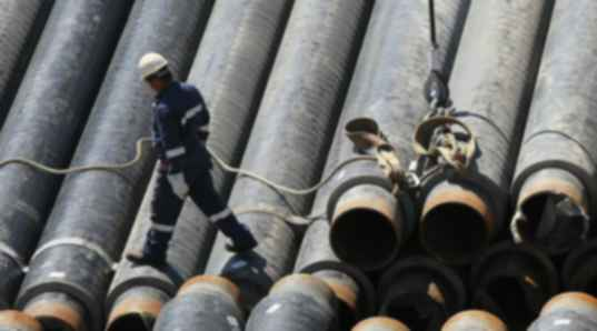 Cuáles son proyectos en el sistema de gasoductos que el gobierno quiere construir con empresas chinas
