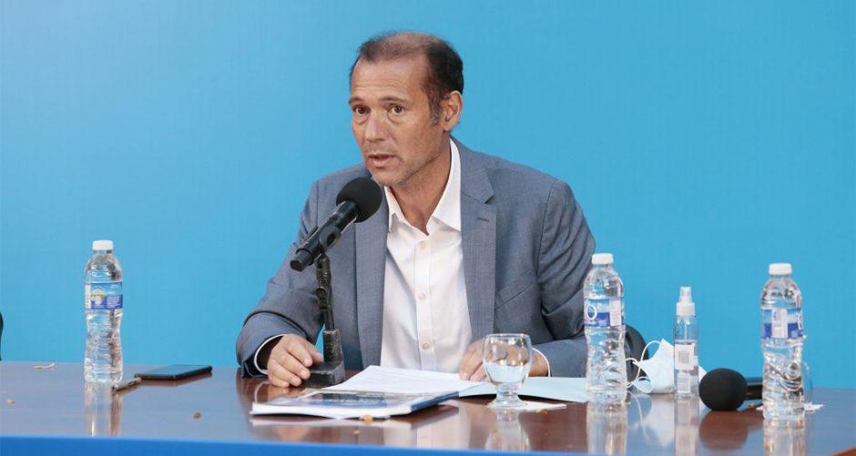 """Gutiérrez: Una situación de conflictividad """"se resuelve con acuerdos y con diálogo"""" y no con """"el ejercicio de la violencia"""""""
