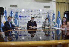 La Municipalidad de Neuquén  y la Justicia trabajarán juntos por la reinserción de los jóvenes que infringen la ley