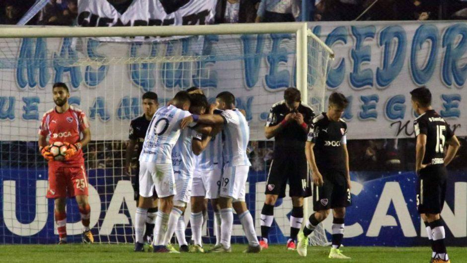 Independiente perdió un partido clave con Atlético Tucumán y está afuera de la zona de clasificación a la Fase Final de la Copa de la Liga