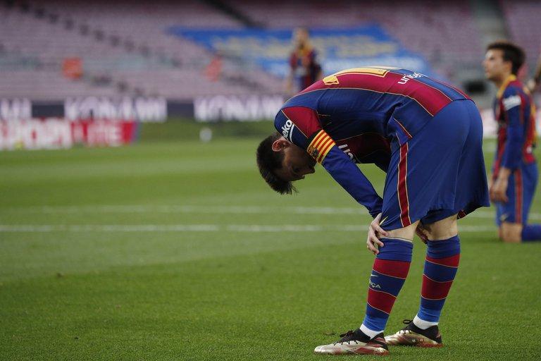 El Barcelona perdió ante el Celta de Vigo de Coudet y se despidió de La Liga