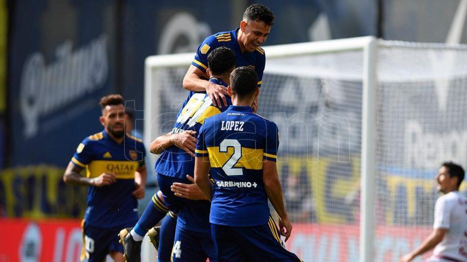 Copa Liga Profesional: Boca, Vélez y Colon clasificados, y River en stand by
