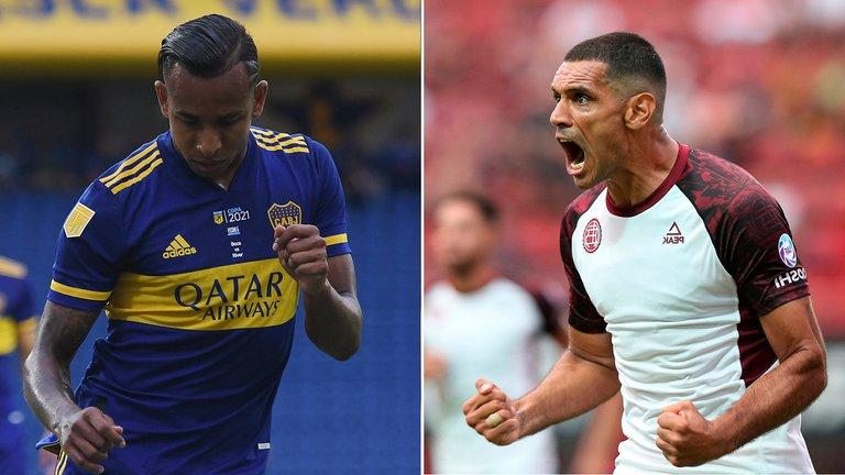 Boca ante Lanús por el pase a la Fase Final de la Copa de La Liga