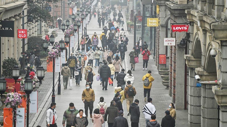 China se encamina a ser una de las sociedades más ancianas del mundo