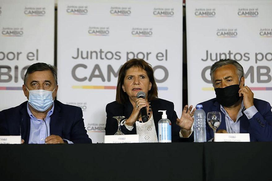 """""""Superpoderes"""": rechazo de Juntos por el Cambio al proyecto que anunció Alberto Fernández"""