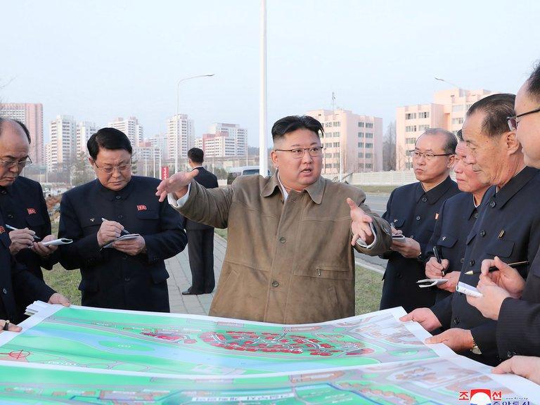 """Corea del Norte amenazó a Estados Unidos con """"una crisis más allá de su control"""""""