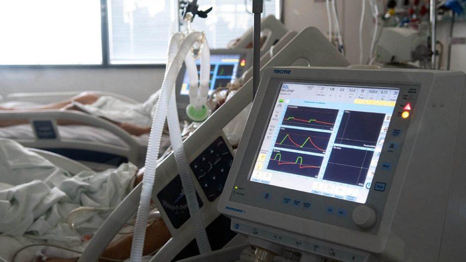 Alerta por la alta ocupación de camas de terapia intensiva en varias provincias