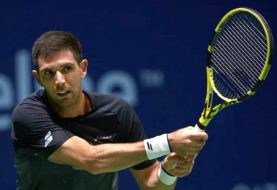 Federico Delbonis confirmó su gran presente, eliminó a Felix Auger Aliassime y avanzó a los cuartos de final del Masters de Roma
