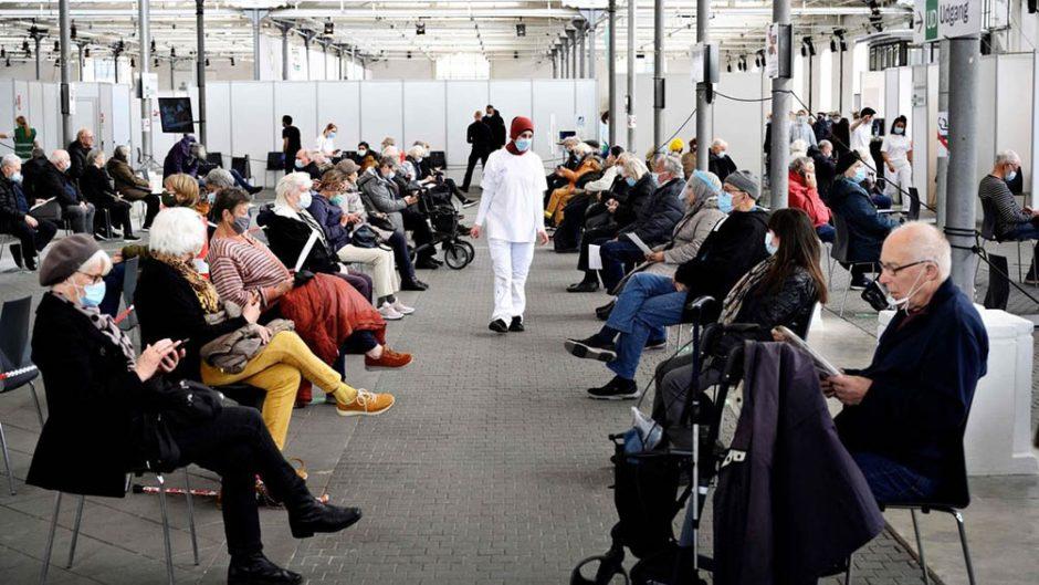Dinamarca controla los contagios y relaja las restricciones por la pandemia