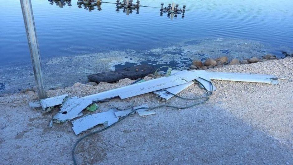 Israel anunció el derribo de un drone en el norte del país: investigan si fue lanzado desde Jordania o Siria