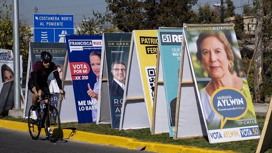 Este sábado y domingo: una histórica e inédita elección marcará el futuro de Chile