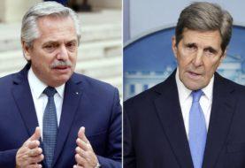 Alberto Fernández se reunirá en Roma con el ex secretario de Estado de los EEUU John Kerry