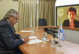 El Presidente se reunirá mañana en Roma con la titular del FMI