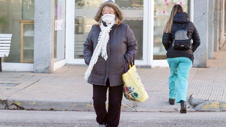 Alertan por tormentas eléctricas y frío polar en la región
