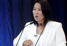 Ante Leopoldo López y Mario Vargas Llosa, Keiko Fujimori juró preservar la democracia en Perú