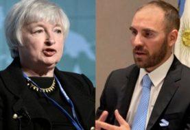 La secretaria del Tesoro de EEUU dijo que los países pueden usar los recursos que distribuirá el FMI como mejor les parezca