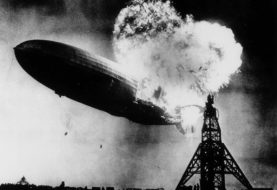 Aniversario - El final trágico del Hindenburg: cómo se incendió el dirigible estrella del régimen nazi
