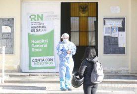 Río Negro informó 413 nuevos contagiados y siete muertos de coronavirus