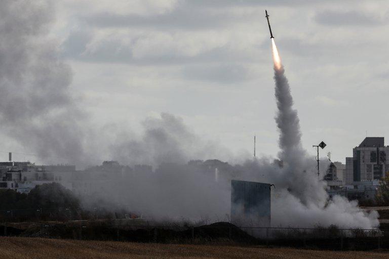 Israel atacó la sede del servicio de seguridad interna del grupo terrorista Hamas