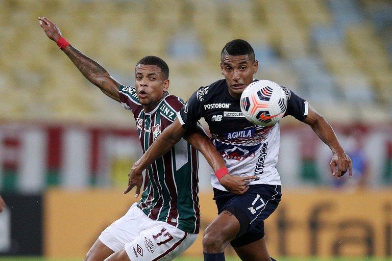 River, más complicado en la Copa Libertadores: Junior venció al Fluminense en Brasil y el Grupo D quedó al rojo vivo