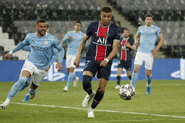 Manchester City y Paris Saint Germain definen al primer finalista de la Champions League: hora y TV