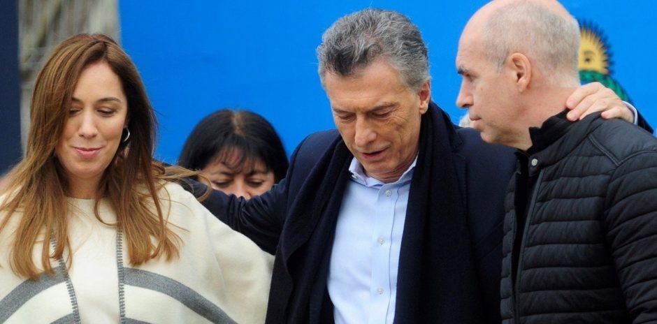 La excursión de Horacio Rodríguez Larreta a la casa de Elisa Carrió y los mensajes de Mauricio Macri a María Eugenia Vidal